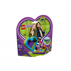 LEGO® 41358 FRIENDS Mias heart-shaped box